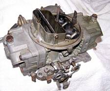 1967 Holley 3910 Carburetor