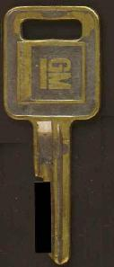 1969 GM Primary Key - Side 2,  Courtesy Joe Macaluso