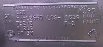 Crg Research Report The L30 M20 Camaro