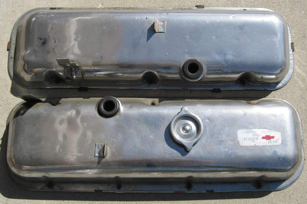 1968 BB Valve Covers